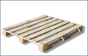 Pincha sobre la imagen para acceder a más información sobre: Palet 120x100 Semifuerte 6 tablas Abierto