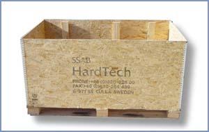 Pincha sobre la imagen para acceder a más información sobre: Caja con contrachapado
